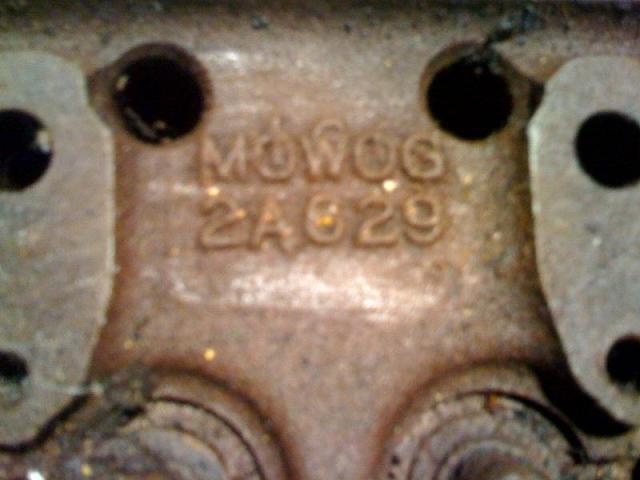 Ngk Spark Plugs >> Austin Healey 3000 Cylinder head AEC 960 spark plug issues.